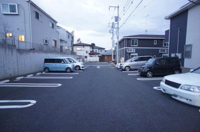 【駐車場】アジャートビブレⅡ