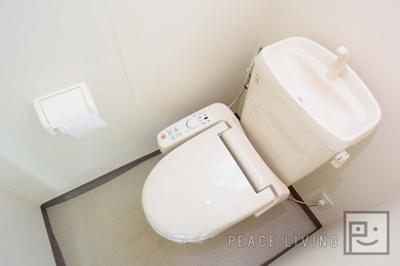 【トイレ】サニースクエア牟岐