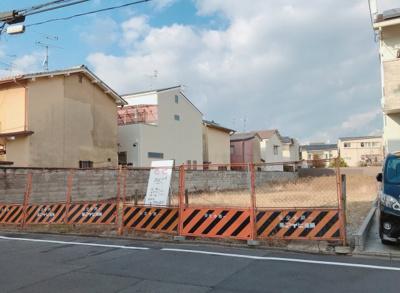 【外観】伏見区深草仙石屋敷町 売土地