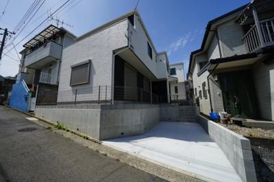 【外観】保土ヶ谷区鎌谷町 全2棟新築戸建て