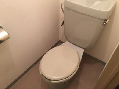 【トイレ】イーストガーデンポプラ館