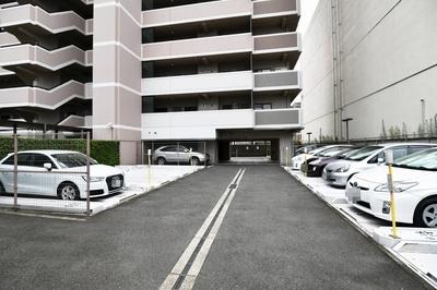 【駐車場】ユニハイム平野駅前