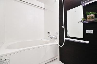 【浴室】ユニハイム平野駅前