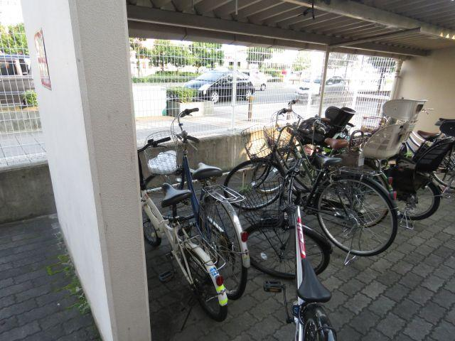 【駐車場】ツイン88 S棟