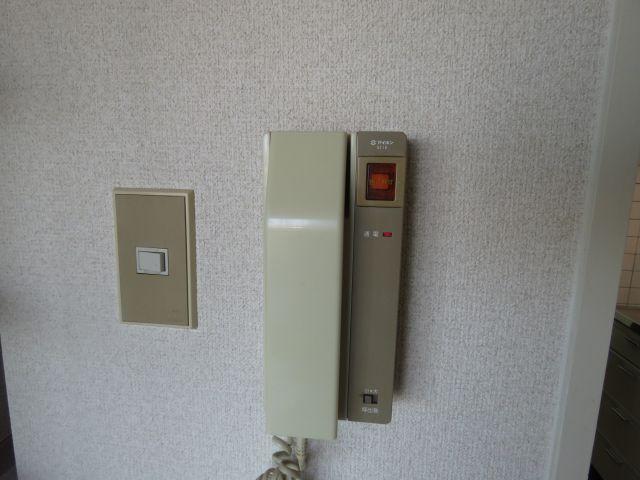 【設備】ツイン88 S棟