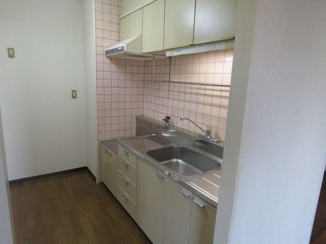 【キッチン】ツイン88 S棟