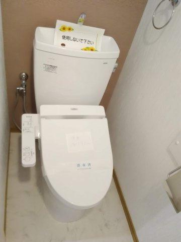 【トイレ】サンシティ・アゴラ生の松原