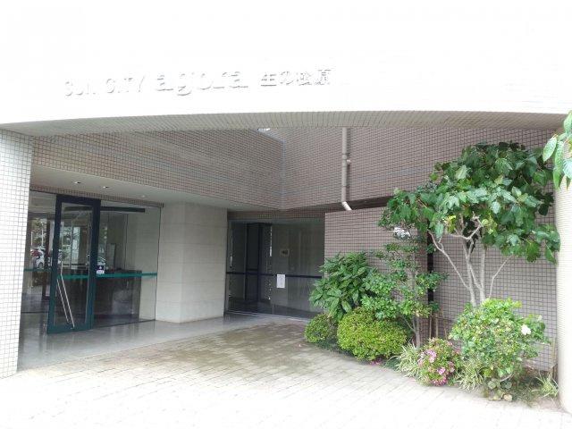 【エントランス】サンシティ・アゴラ生の松原
