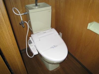 【トイレ】カルティエGM