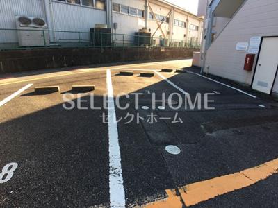 【駐車場】メゾン西大平Ⅱ