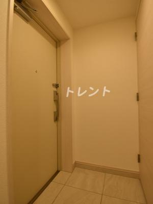【玄関】パティーナ月島