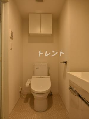 【トイレ】パティーナ月島