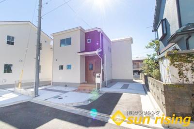 【外観】武蔵村山三ツ藤1丁目 新築一戸建 全7棟 7号棟