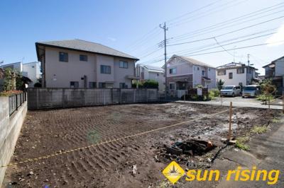 【外観】立川市栄町3丁目 売地 建築条件はありません