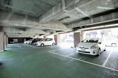 【駐車場】エバーグリーン新下関 1205号