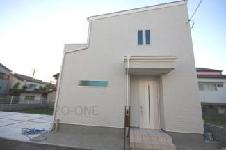 堺市西区鳳北町 新築一戸建て 敷地が53坪超というゆったりした区画です 全3区画