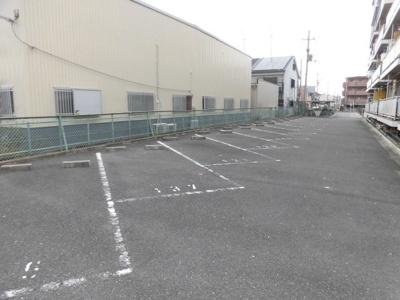 【駐車場】ビレッジハウス青山Ⅰ1号棟