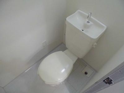 【トイレ】グランレーヴ