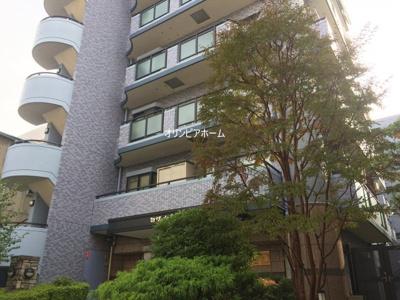 【外観】セザール亀戸 角 部屋 6階 リ ノベーション済