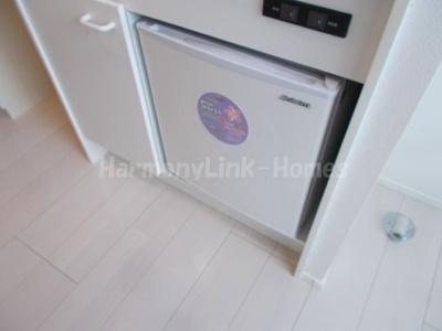 メゾンソフィア南蒲田のミニ冷蔵庫
