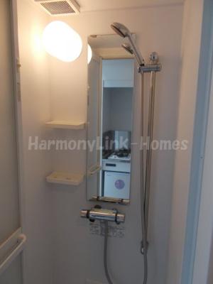 メゾンソフィア南蒲田のシンプルで使いやすいシャワールームです(別部屋参考写真)