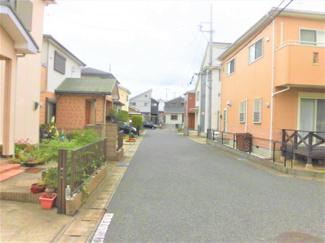 千葉市中央区浜野町 整地された住宅地にございます