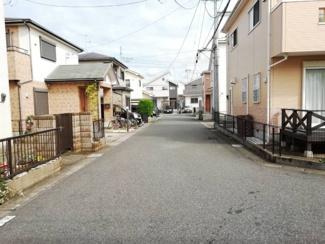 千葉市中央区浜野町 前道も6mの安心な住宅地