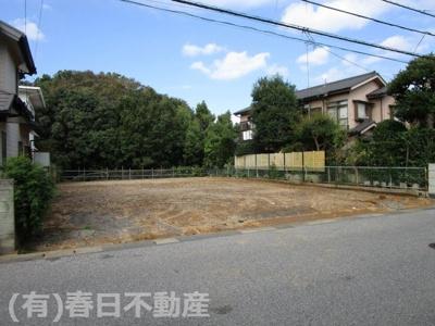 【外観】長沼町・売土地