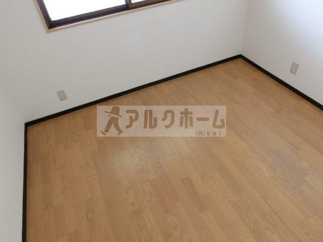 パブリックマンション(柏原市旭ケ丘) 寝室