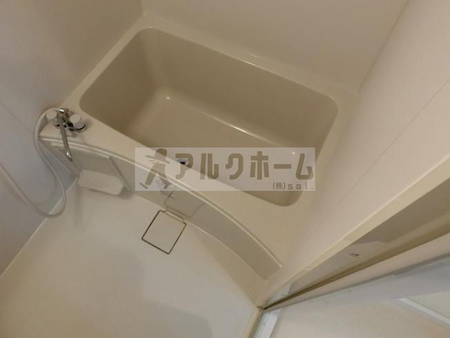パブリックマンション(柏原市旭ケ丘) 浴室