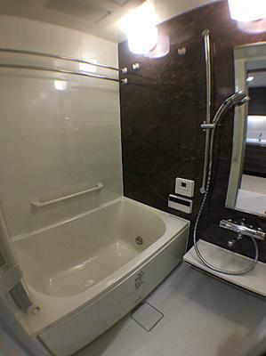 【浴室】ワコーレ神戸北野ザ・テラス