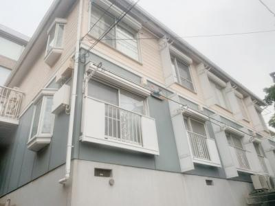【外観】クレール三宿A棟