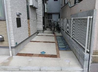 DELSOL IKEBUKUROの駐輪スペース☆