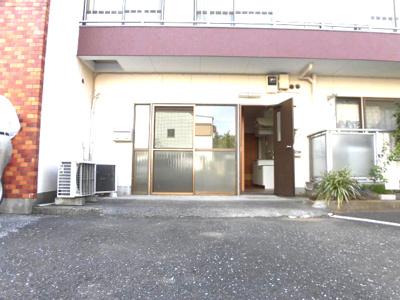 【庭】金子貸店舗事務所