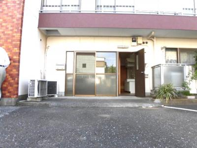 【外観】金子貸店舗事務所