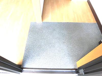 【玄関】金子貸店舗事務所