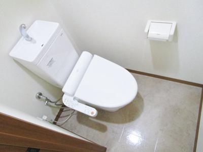 【トイレ】イマムラビル