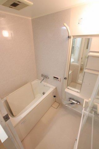 【浴室】クレアランドマーク