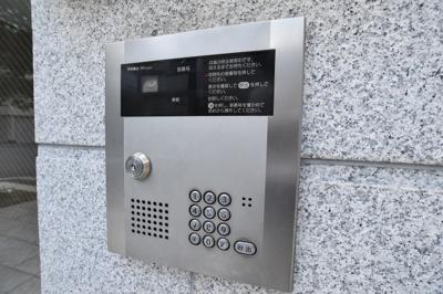 【セキュリティ】パラッツオ新町