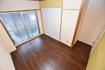 【寝室】ストークマンション桜川