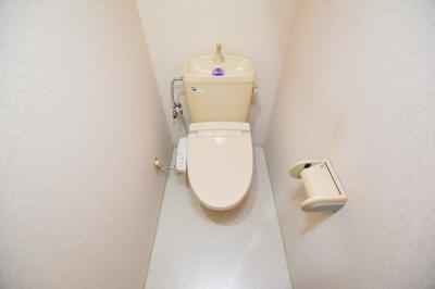 【トイレ】ポシビリティー高津