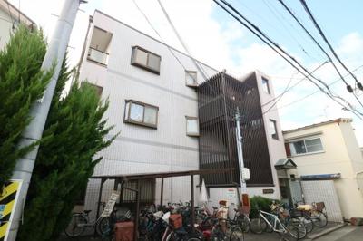 【外観】クイーンハイツ久宝寺