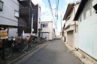 【周辺】クイーンハイツ久宝寺