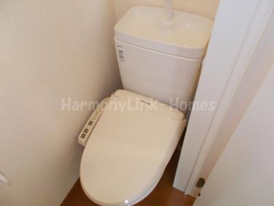 フェリスシャンのトイレ