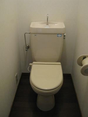 【トイレ】シャレー加賀