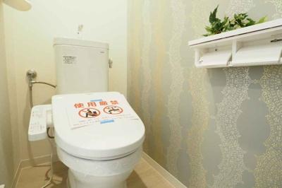 【トイレ】ニューライフ本町