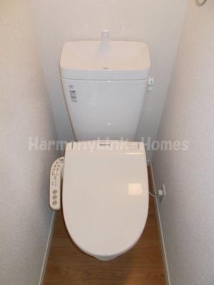 フェリス中野のトイレ
