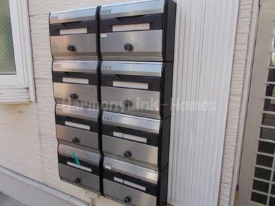 フェリス中野の郵便ボックス
