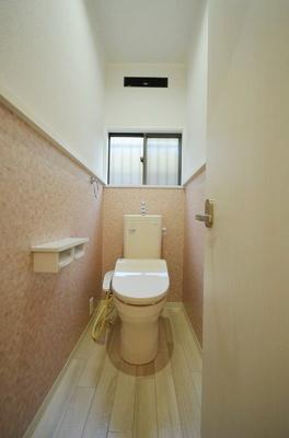 【トイレ】中西邸
