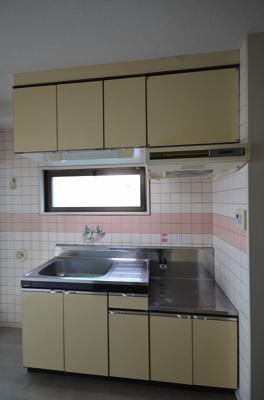 【キッチン】第1パールM住村